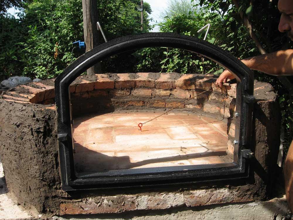 Como hacer un hornito de barro taringa for Como construir un horno
