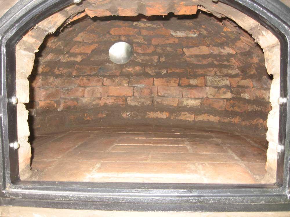 Como hacer un hornito de barro taringa for Cocinas enteras