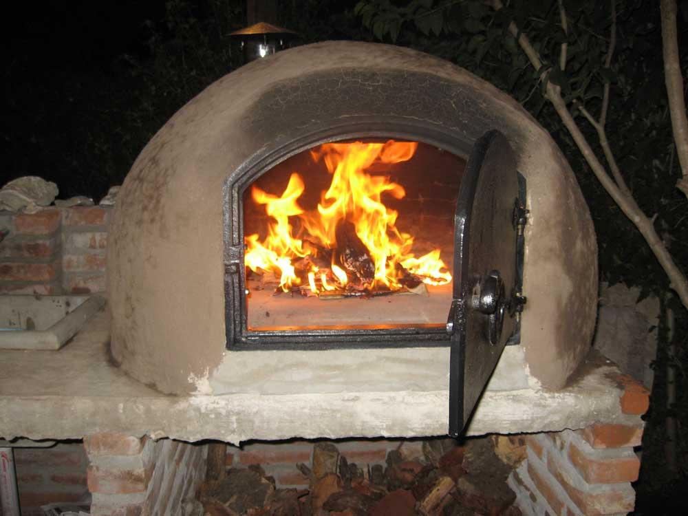 Como hacer un hornito de barro taringa - Fotos de hornos de lena ...