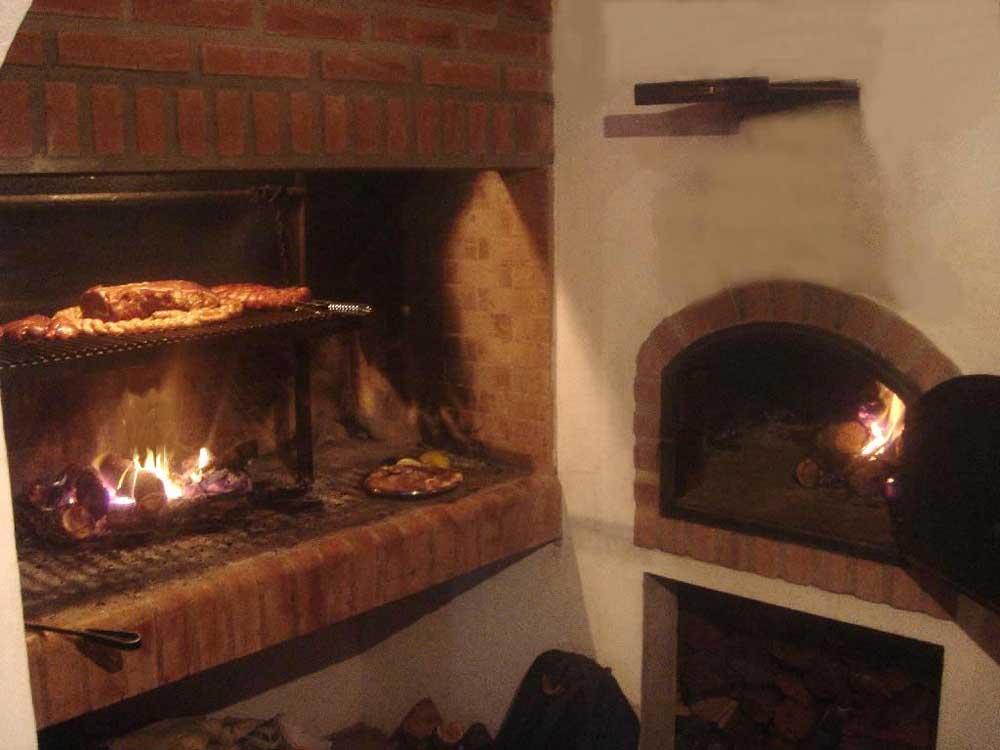 Hornos construidos - Parrillas y hornos a lena ...