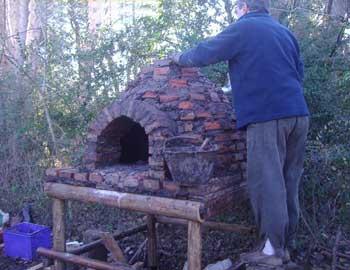 La construccion for Medidas de hornos de cocina