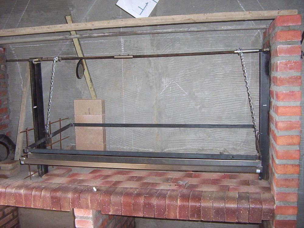 Hacete una parrillita taringa for Construccion de piscinas con ladrillos