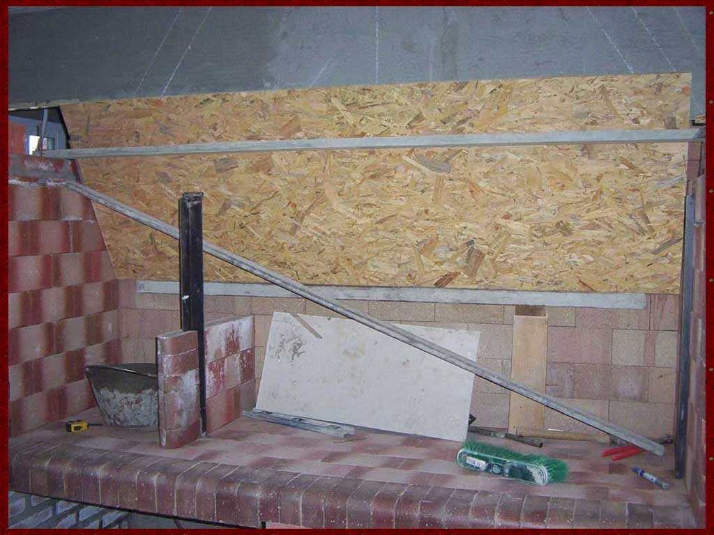 Hacete una parrillita taringa for Chimeneas de obra sin humo
