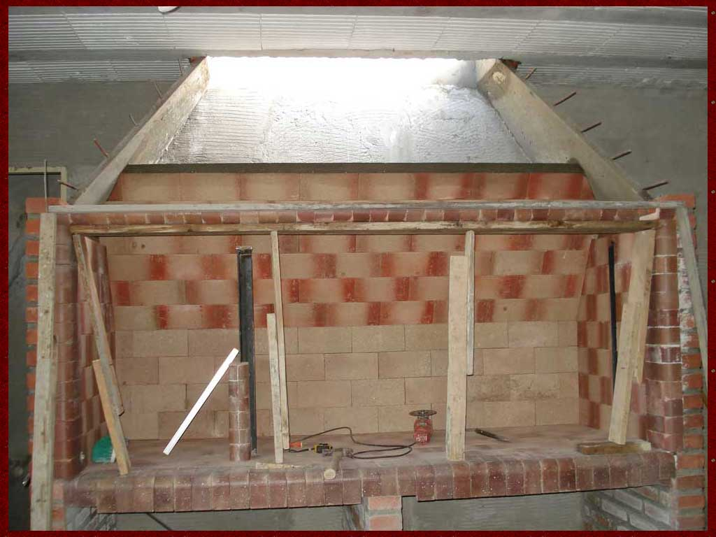 Quincho robledo caleta olivia argentina Construir una pileta de ladrillos