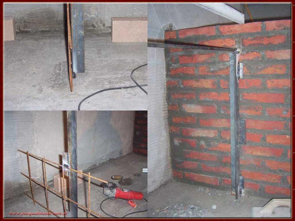 Como se prepara la mezcla para pegar tabique hacete una - Como se hace una pared de ladrillos ...